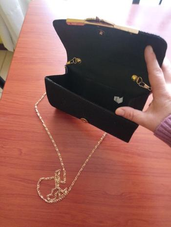 Boots N Bags Heaven Elegant Glitter Evening Clutch Bag Review