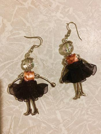 Boots N Bags Heaven Fashionista Beaded Doll Earrings Collection Review