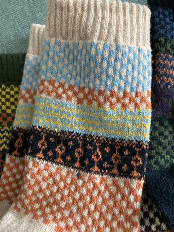 Boots N Bags Heaven Pair of 4 Soft and Comfy Printed Winter Socks Review