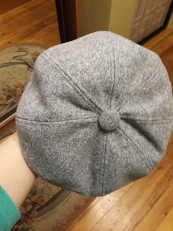 Boots N Bags Heaven Plain Solid Colored Octagonal Beret Hat Review