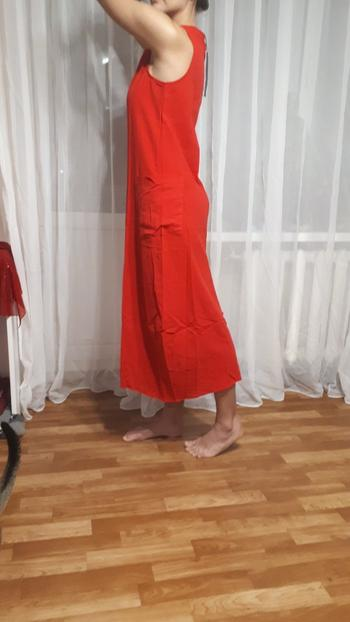 Boots N Bags Heaven Erin - Over-sized Sleeveless Summer Tent Dress Review