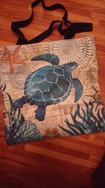 Boots N Bags Heaven Reusable Eco-Friendly Deep Sea Creatures Tote Bags Review