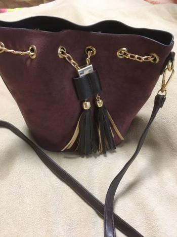 Boots N Bags Heaven Small And Soft Cross Body Bucket Handbags With Tassel Review