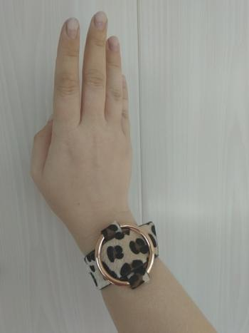 Boots N Bags Heaven Stylish And Trendy Vintage Leather Leopard Bangle Bracelets Review