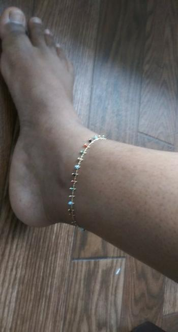 Boots N Bags Heaven Bohemian Style With Colorful Turkish Eyes Anklet Bracelets Review