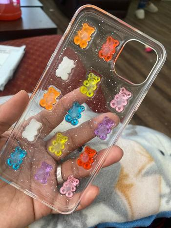 Boots N Bags Heaven Cute 3D Candy Color Gummy Bear iPhone Case Review