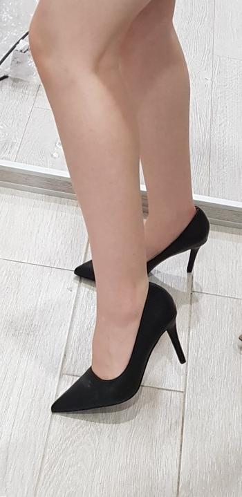 Boots N Bags Heaven Classy Solid Pointed Toe High Heel Pumps Shoes Review