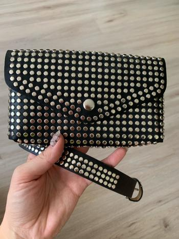 Boots N Bags Heaven Glistening Rivet Small Waist Bag Review