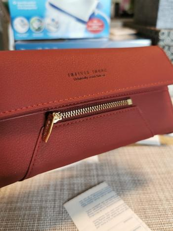 Boots N Bags Heaven Simple, Long, and Slim Wristlet Wallet Review