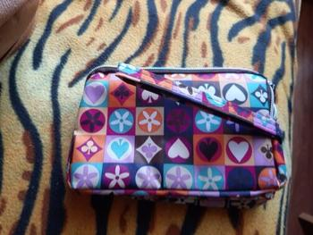 Boots N Bags Heaven Waterproof Printed Cellphone Holder and Wallet Wristlet Review