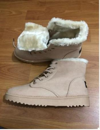 Boots N Bags Heaven Winter Suede Ankle Boots With Fur Plush Review