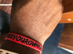 Deuce Brand Be Your Own Goat | Wristband Red/Black Review