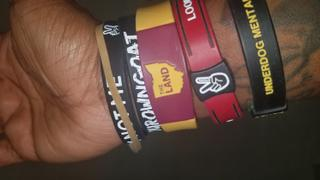 Deuce Brand The Land Wristband Review
