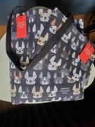French Bulldog Love Frenchie Friends French Bulldog Tote Bag Review