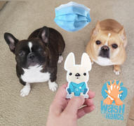 French Bulldog Love THANK YOU NURSES VINYL STICKER Review