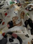 French Bulldog Love Brunch Time Fleece Blanket - XL Review