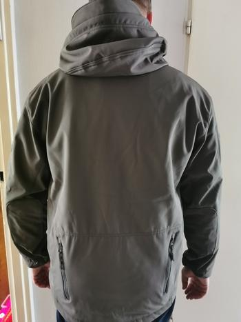 Galaxy Teez Military Tactical Plain Jacket with Hoodie Version 2 Review