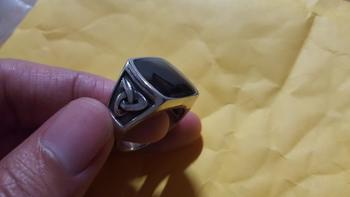 Galaxy Teez Infinite Knot Viking Ring Review