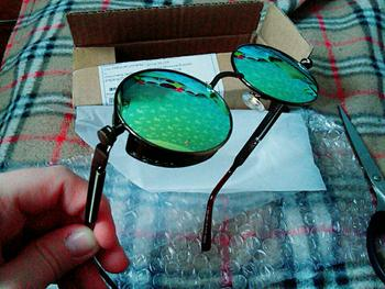 Galaxy Teez Epic Steampunk Sunglasses Review