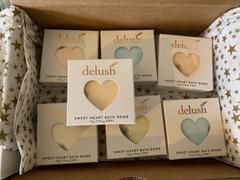 Birch + Fog Delush CBD Sweet Heart Bath Bomb Review