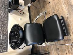 Salon Guys Davis Black Beauty Salon Shampoo Chair & Sink Bowl Unit Review