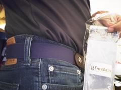 Freedom Closet FreeBelts - Buckle Free Belt for Men and Women Review