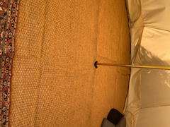 BellTentVillage  Bell Tent Coir Matting Review