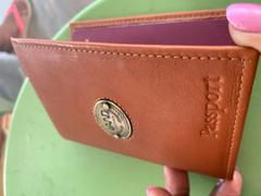 LAND Leather Santa Fe Passport Case Review