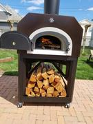 Chicago Brick Oven CBO 750 Mobile Stand | Wood Fired Pizza Oven | Remarkable Cuisine Review