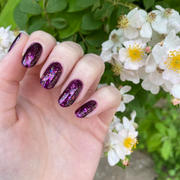 Live Love Polish Amethyst Knight Review