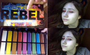Coastal Scents Rebel Palette Review