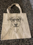 Inkopious Peanut the Lab Mix - Tote Bag Review