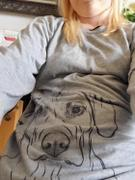 Inkopious Reid the Rhodesian Ridgeback - Long Sleeve Crewneck Review