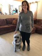 Inkopious Sullivan the Irish Wolfhound - Long Sleeve Crewneck Review