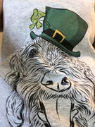 Inkopious Dixie the Doodle  - St. Patricks Collection Review