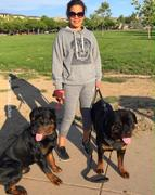 Inkopious Titan the Rottweiler - French Terry Hooded Sweatshirt Review