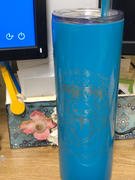 Inkopious Bennett the Doodle - 20oz Skinny Tumbler Review