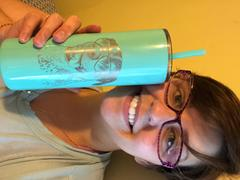 Inkopious Gerti the Mixed Breed - 20oz Skinny Tumbler Review