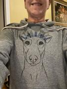 Inkopious Tanner the Fox Terrier  - Sweatshirts - Bandana Collection Review