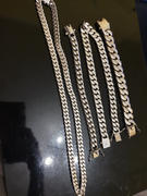 SilverWow 10mm Miami Cuban Link Chain Necklace Review