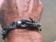 SilverWow Dragon Bracelet Review