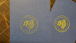 RubberStamps.com Canary Yellow Pigment Ink Pad Review