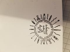 RubberStamps.com 1-1/4 by 3 Custom Clear Stamp Review