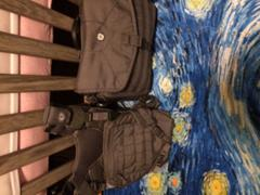 Mission Critical  S.01 Action Diaper Bag Review