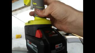 Keco Tabs Surebonder Ryobi to Milwaukee Battery Adapter (MIL-18V) Review