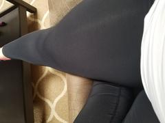 Shapermint Curveez® High Waisted Shaping Black Leggings Review
