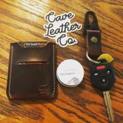 Cave Leather Co. The Grant Wallet - Autumn Harvest Review