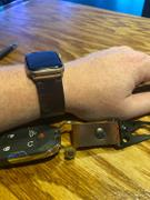 Cave Leather Co. Apple Watch Band - Autumn Harvest Review