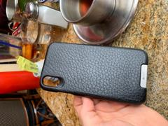 Vaja Grip - iPhone Xr Leather Case Review