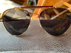 UKMCPro Mil-Tec Aviator Sunglasses with Case Review